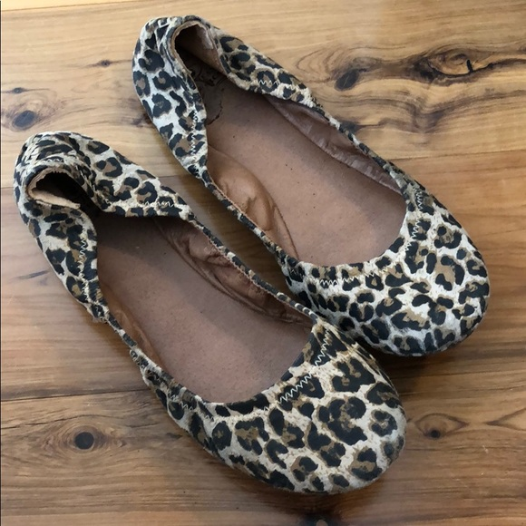 Lucky Brand Shoes - Lucky Brand Cheetah Print Flats